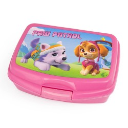 Paw Patrol Food Box Pink