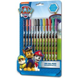 12-Pack Gel pennor Paw Patrol Pennset PP Stationery Set 12-pcs PAW PATROL 119,00 kr product_reduction_percent