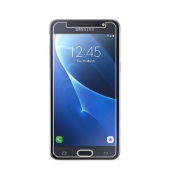 Samsung Galaxy J5 2016 Tempered Glass Screen Protector Retail Package