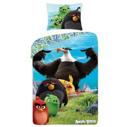 Angry Birds Pussilakanasetti Bed linen 140 x 200 cm, 70 x 90 cm