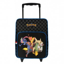Pokemon Trolley Travel Bag Backpack 35 x 28 x 12 cm