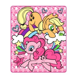 My Little Pony Fleeceblanket 120 x 140cm