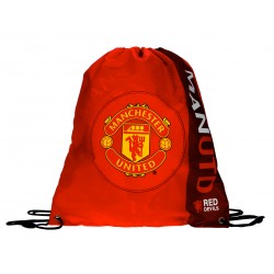 Manchester United Gympapåse Barnväska 44x37cm MANCHESTER UNITED 149,00 kr product_reduction_percent