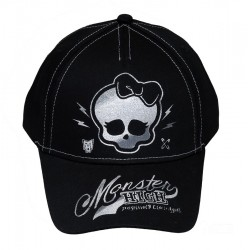 Monster High Cap Black