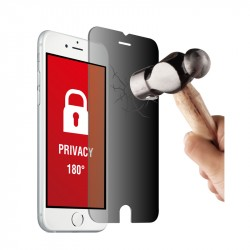 Muvit Privacy hærdet glas iPhone 6 Plus / iPhone 6s Plus