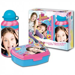 Soy Luna lunch box and aluminium bottle