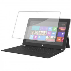 Microsoft Surface Pro / Surface Pro 2 Tempered Glass Screen Protector Retail