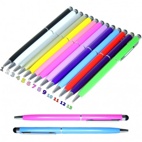 2 i 1 Universal Touchpenna/Bläckpenna iPad/iPhone/Android mm Svart (1) TOPPEN SWEDEN 59,00 kr product_reduction_percent