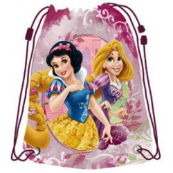 Disney Princess Gym bag Kuntosali Laukut 43x33cm