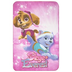 Paw Patrol Skye Everest Fleeceblanket Huopa Fleece 100 x 150cm