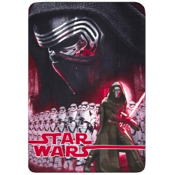 Star Wars Kylo Ren fleeceblanket 150 x 100cm