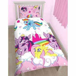 My Little Pony Pussilakanasetti Bed linen 135x200 + 48 x 74cm