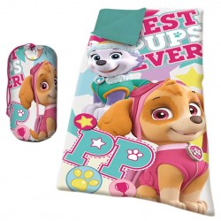 Paw Patrol Sleeping bag 140x70 cm Pink