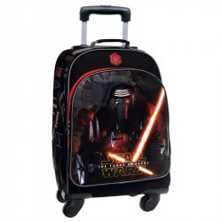 Star Wars Kylo Ren Trolley Travel Bag 44x33x21cm