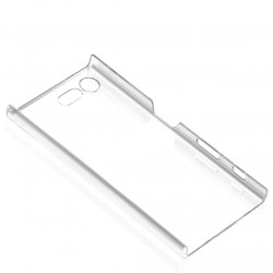 Sony Xperia X Compact Snap-on Transparent Ultra Thin (0.8mm) Hard Case Cover