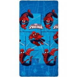 Marvel Ultimate Spiderman Fitted Sheet 90 x 200cm 100% Cotton