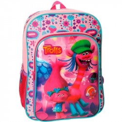 Trolls Poppy Backpack School Bag 40x30x16cm