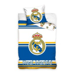 Real Madrid Bed linen Duvet Cover 160 x 200 cm, 70 x 80 cm