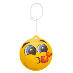 Car Air Freshener Emoticon BUBBLE GUM KISS