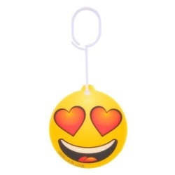 Car Air Freshener Emoticon VANILLA IN LOVE