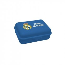 Real Madrid lunch box eväslaatikko Blue