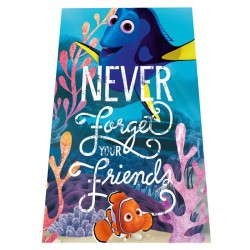 Finding Dory Fleeceblanket 150 x 100cm