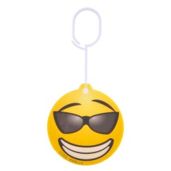 Car Air Freshener Emoticon COOL VANILLA
