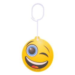 Car Air Freshener Emoticon STRAWBERRY FLIRT