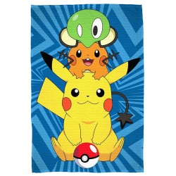 Pokemon Go Fleeceblanket 100 x 150cm