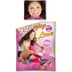 Disney Soy Luna Påslakanset Bäddset 140x200 + 70 x 80cm 5991327101509 Disney Soy Luna 449,00 kr product_reduction_percent