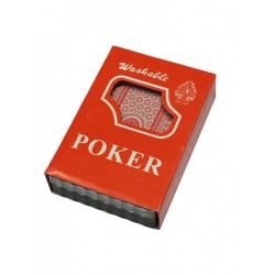 Deck of cards with plastic box, poker, cards, games