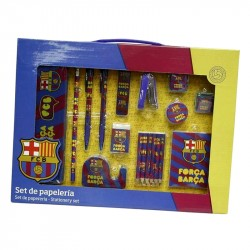 Barcelona Skolset Pennset Pennskrin 18st delar Stationery Set FC Barcelona 299,00 kr product_reduction_percent