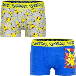 2-Pack Pokemon Pikachu Boxershorts/Kalsonger 2-Pack STL 4/5 Pokémon 149,00 kr product_reduction_percent