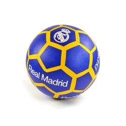 Real Madrid Practise Rubber Football Sport Ball Size 5