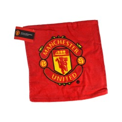 Manchester United Face Towel 30 x 30cm