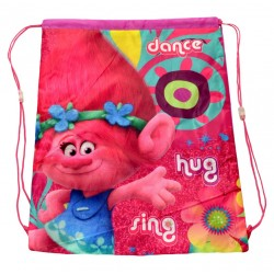 Trolls Gym bag Sport Bag 41x30cm