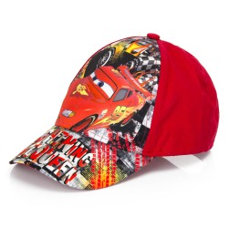 Disney Cars Cars Lightning McQueen Cap Red