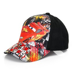 Disney Cars Lightning McQueen Cap Light Pink