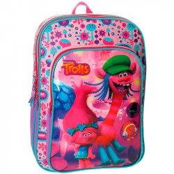 Trolls Reppu Laukku Backpack School Bag 40x30x16cm