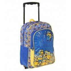 Minions Travel Bag Backpack Trolley 41 x 31 x 15 cm