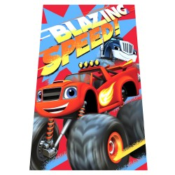 Blaze & The Monster Machines Fleeceblanket Huopa Fleece 100 x 150cm