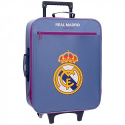 Real Madrid Trolley Travel Bag Matkalaukku 52x36x16cm