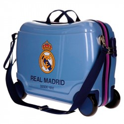 Real Madrid Trolley Travel Bag 50x38x20cm