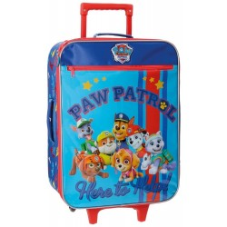 Paw Patrol Trolley Travel Bag 35 x 18 x 50 cm