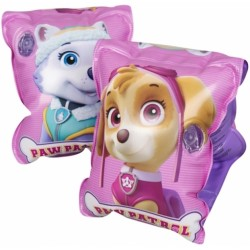 Paw Patrol Swimming Arm Bands From 3 To 6 Years Pink