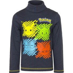 Pokemon Långärmad, Turtleneck Tröja/T-shirt Mörkgrå. STL 12 ÅR MÖRKGRÅ Pokémon 199,00 kr product_reduction_percent