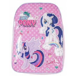 My Little Pony Backpack Bag Reppu Laukku 42x30x12cm