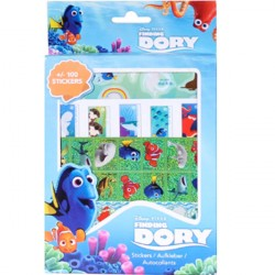 100pcs Disney Finding Dory Stickers Set