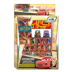 100pcs Disney Pixars, Cars Stickers Set