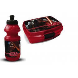 Star Wars lunch box and bottle